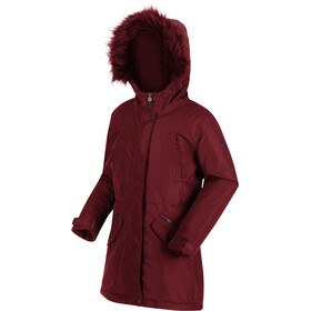 Regatta Honoria Parka Kinder fig